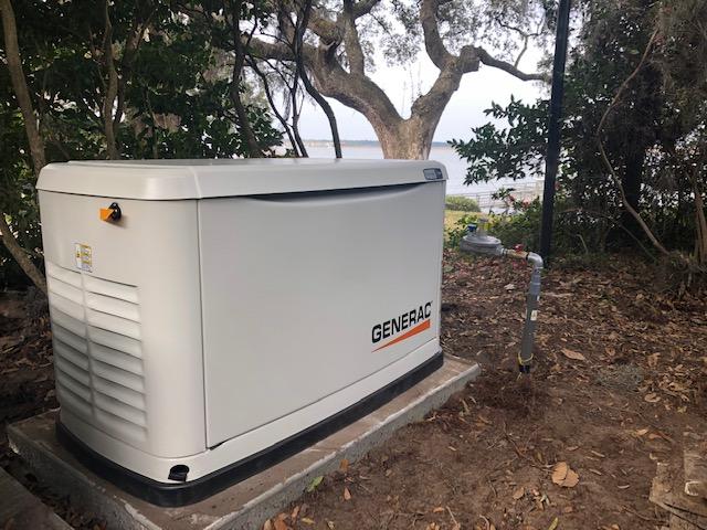 Generac Home Generator Installation